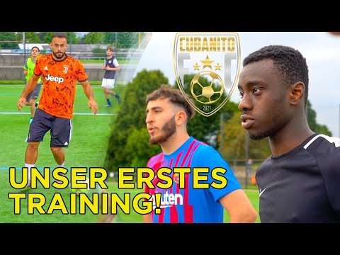 Es geht los! Cubanito FC l Mannschaftstraining Ft Moderngoalkeeping! EP 03