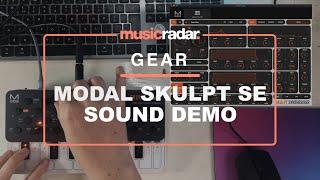 Modal Skulpt Synth SE - Sound Demo