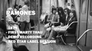 RAMONES - 1974 Demos