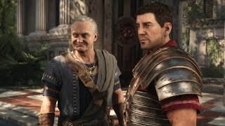 Ryse Son of Rome pc gameplay max settings SSAA off 1920x1080 frame test GTX 770 4GB