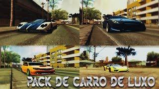 GTA SA: PACK DE CARROS DE LUXO (PC FRACO)