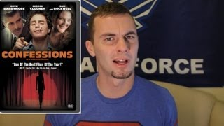 Confessions of a Dangerous Mind: Movie Review for the Sourcefed Nerd Movie Club