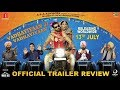 Vadhaiyan Ji Vadhaiyan Official Trailer Review | Binnu Dhillon | Rel. on 13th July | DAAH Films