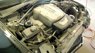 BMW 4.8L N62 ENGINE 53K MILES E60 E63 550i 650i 650Ci 2006-2010 V8 N62B48