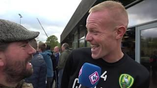 S02E12 | D'r Uit Met Buyt | Met Tommie bij de voetbal-clinic van Ruben Schaken - OMROEP WEST SPORT
