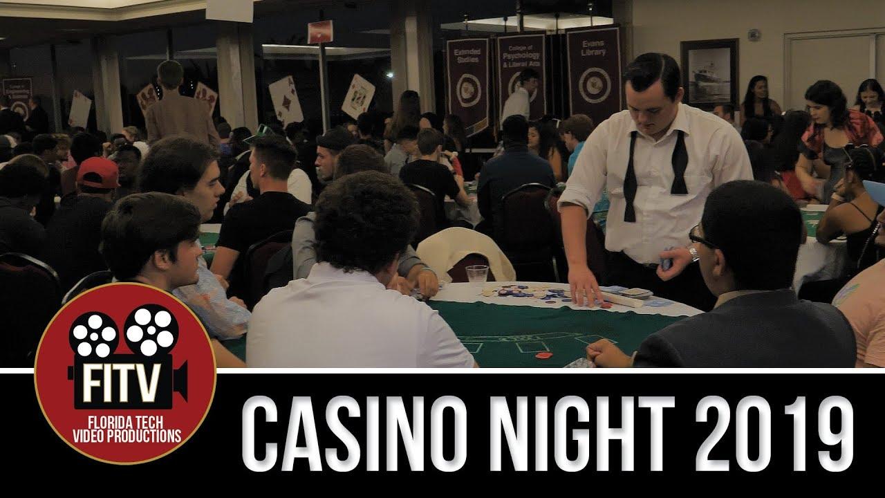 Florida Tech Reslife Casino Night 2019 Youtube