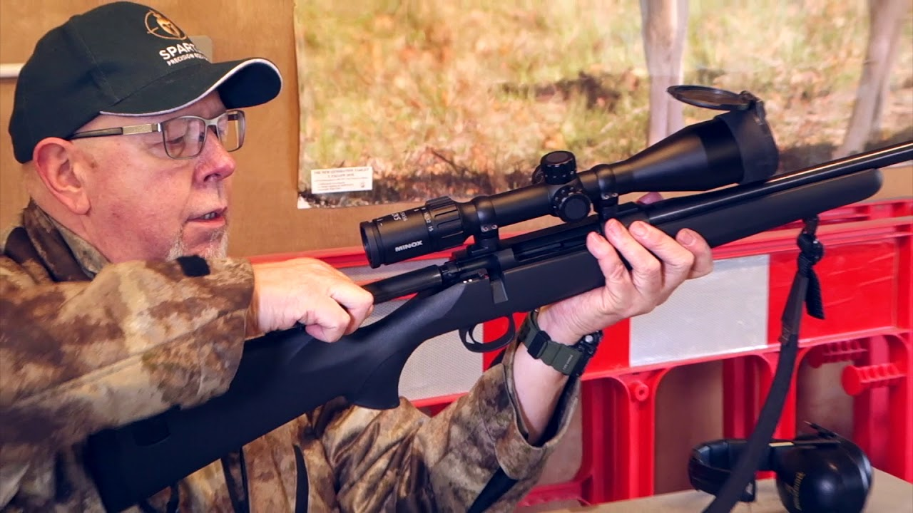 Mauser M18  308 Bolt Action Rifle Review