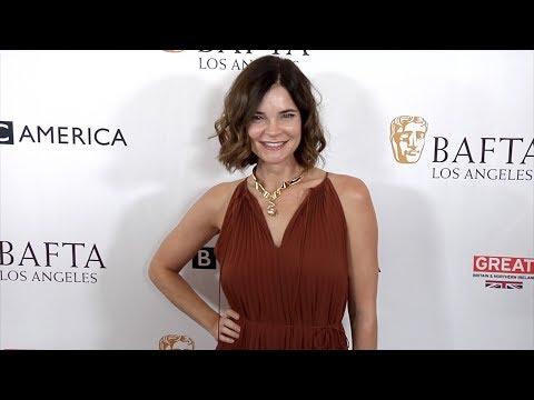 Betsy Brandt 2017 BAFTA LA TV Tea Party Red Carpet