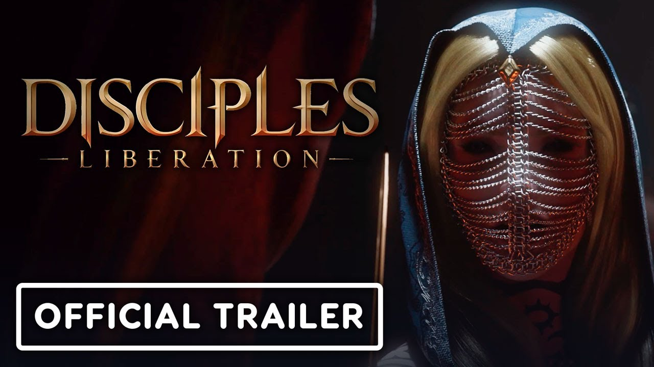 Disciples: Liberation - Official Announcement Trailer