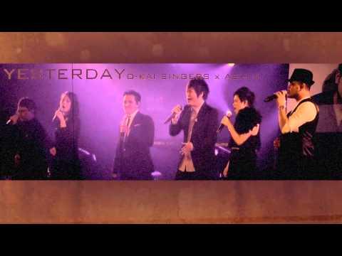 【2014犀利啥小趴】 阿信x歐開合唱團- Yesterday