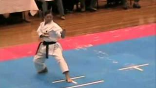 Karatê  Shotokan - Kata Kanku Dai