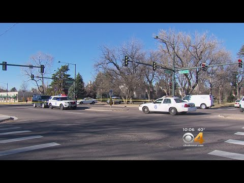 Two Hospitalized After Double Shooting In Denver