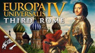 EU4 Third Rome Russia Rodina Rises Let's Play 35