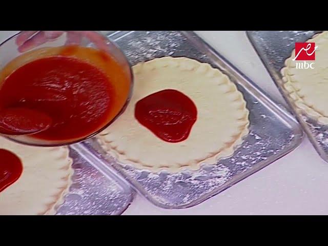 تركات الشيف حسن لتحضير عجينة البيتزا البيتي