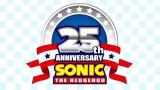 Sonic's 25th Anniversary ~ MEP Collection ~ Happy Birthday you little Blue Rat