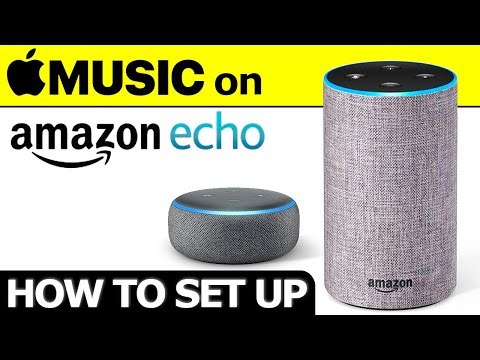 How to listen to apple music on echo dot