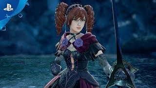 Soulcalibur VI - Amy Character Reveal | PS4