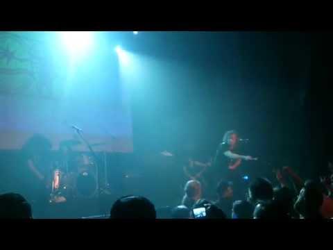 "VOIVOD ""Psychic Vacuum"" at Housecore Horrorfest, October 24, 2014"