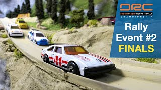 Diecast Rally Championship (Event 2 FINALS) Hot Wheels Car Racing