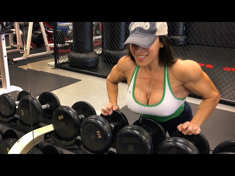 Welcome to the Gun Show! Denise Masino/Miss Fit Arm Workout