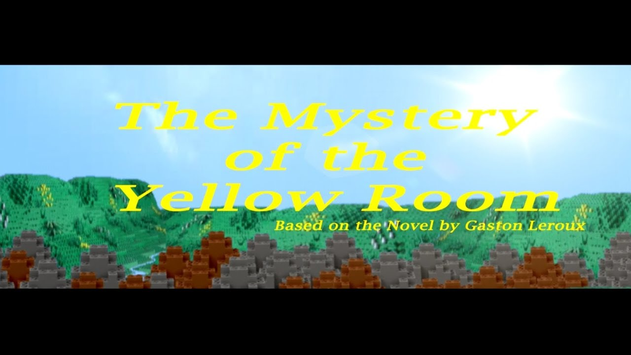 LEGO The Mystery Of Yellow Room