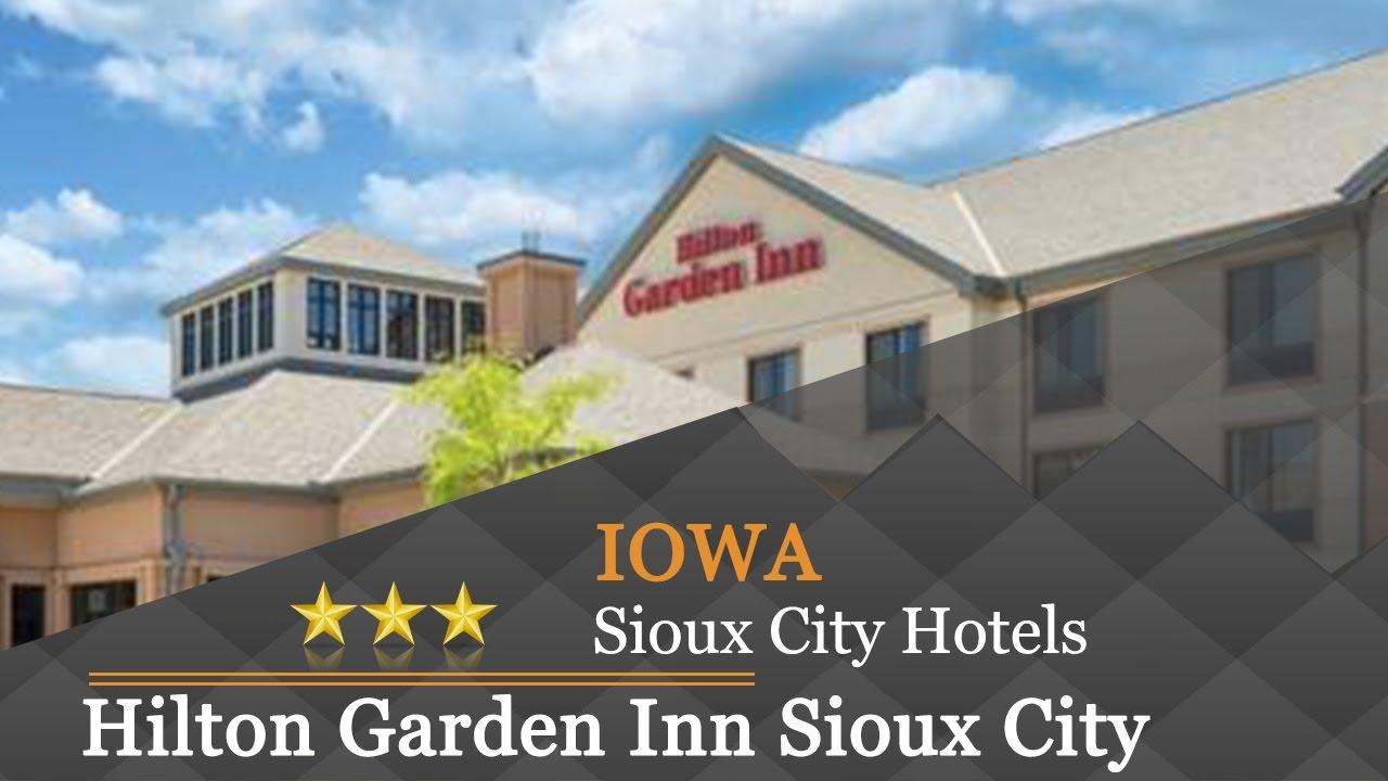 Hilton garden inn sioux city riverfront sioux city hotels iowa youtube for Hilton garden inn sioux city riverfront