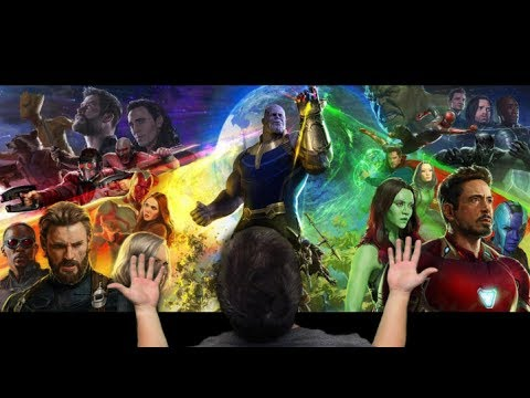Full Avengers Infinity War Poster Released in HD
