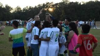 Semifinales Tacana Futbol Club vs. FC Quiche 2013 - Penales