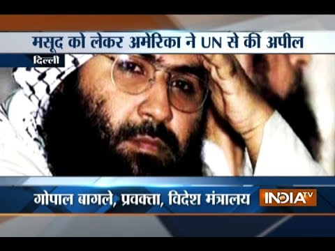 US moves UN to ban Jaish chief Masood Azhar - India TV