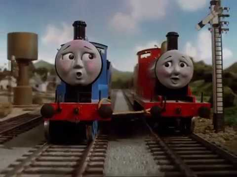 Thomas with old