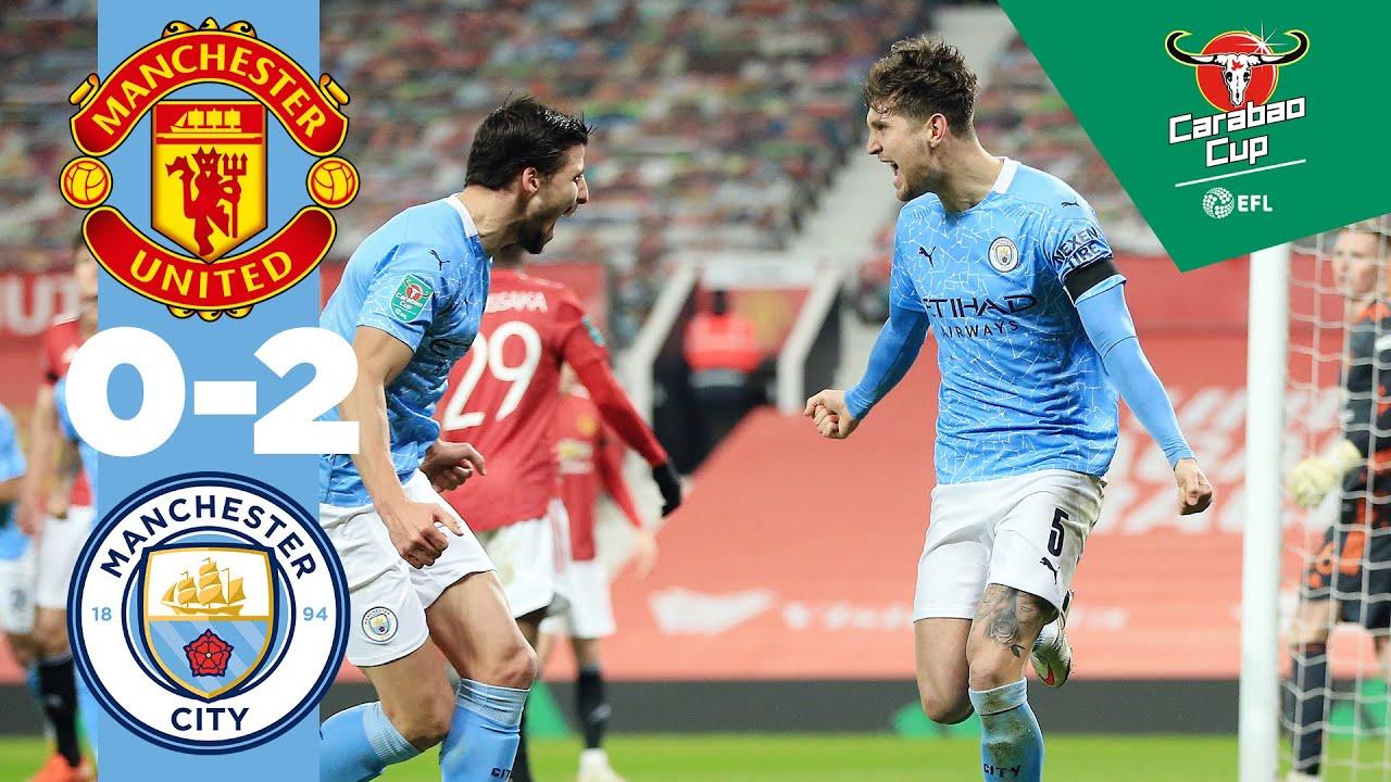 Download HIGHLIGHTS | MAN UTD 0-2 MAN CITY | STONES & FERNANDINHO