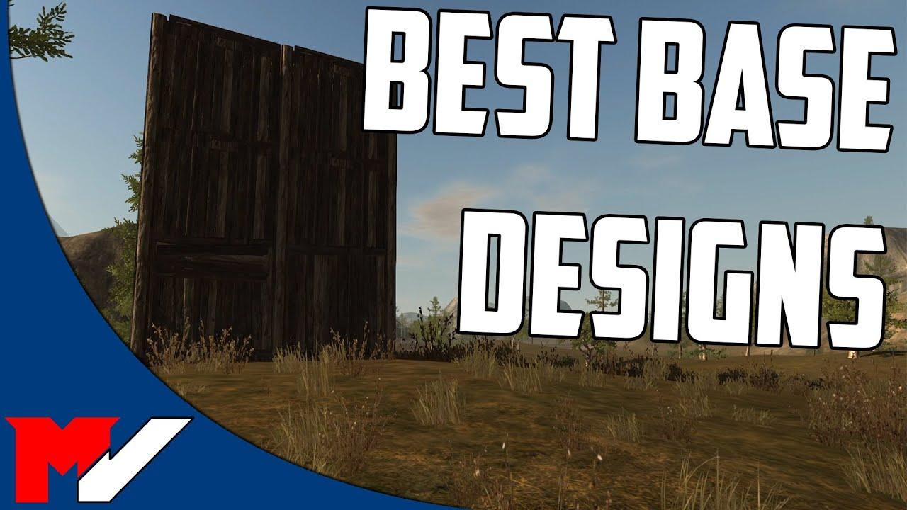 Best Rust Base Designs Tutorials Episode 1 YouTube