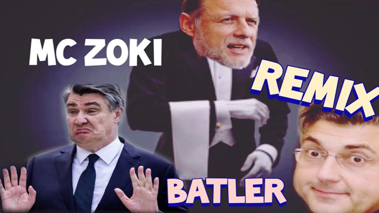 Download MC Zoki - Batler Njonjo [REMIX]