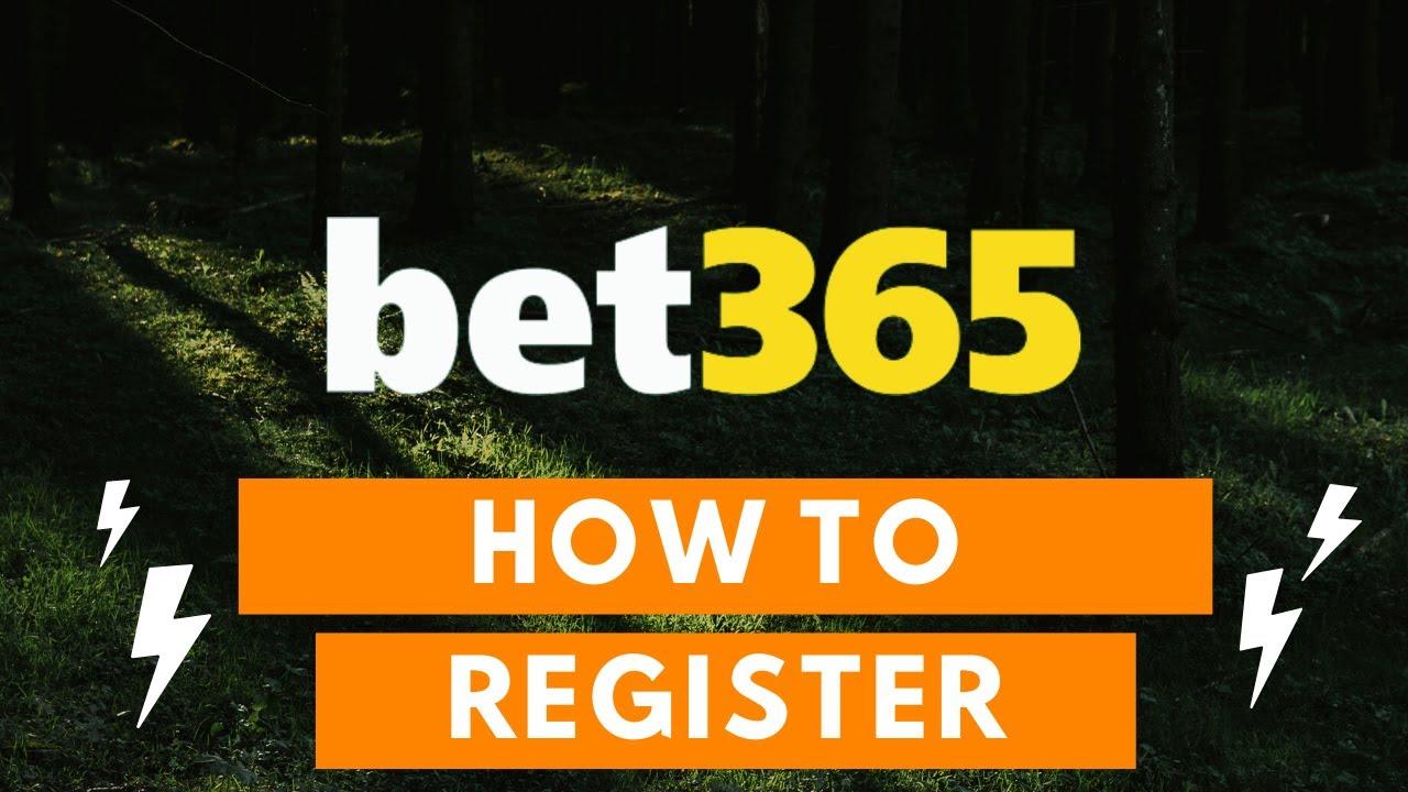 Register Bet365