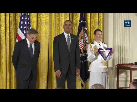 Philip Glass National Medal of Arts