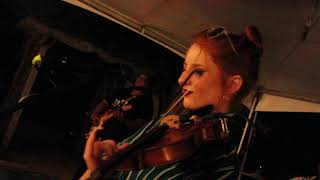 Amelia Eisenhauer Shreds On Her Violin