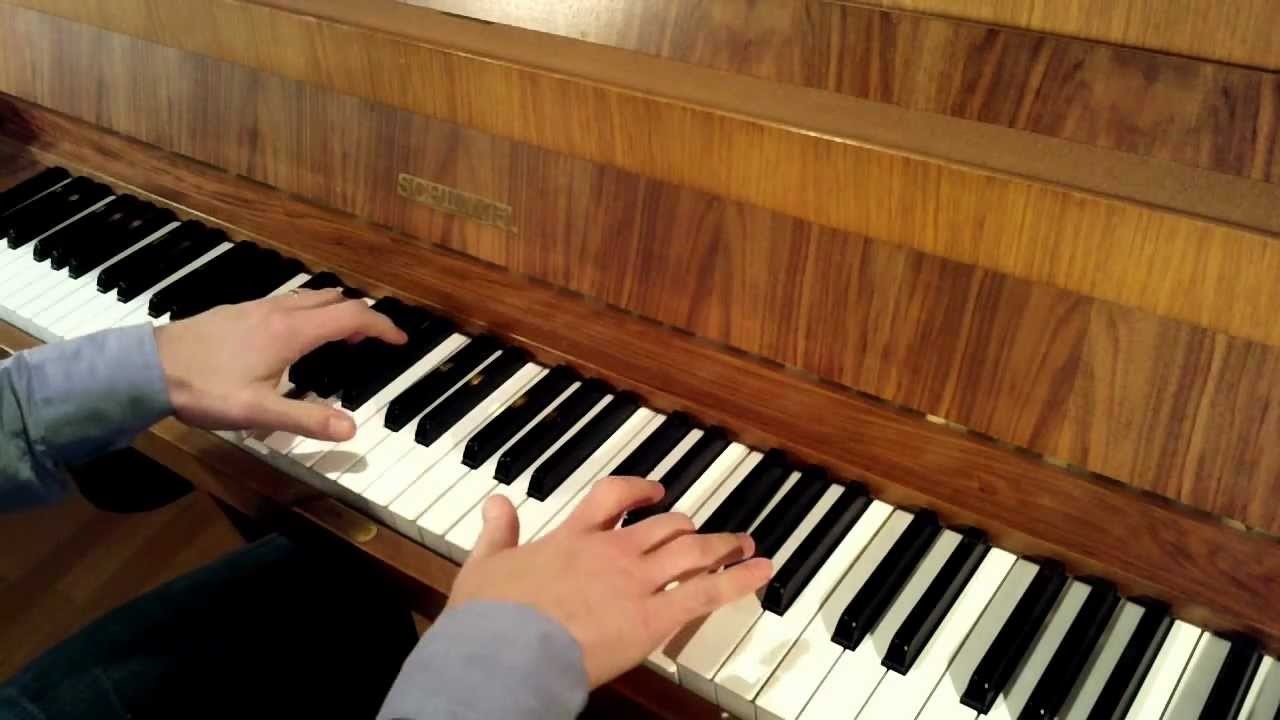 my best piano performance ever