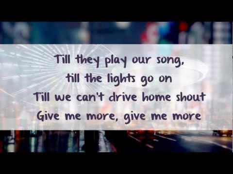 Miguel - The Thrill (HD & Lyrics On Screen) (NEW 2012! Kaleidoscope Dream ALBUM)