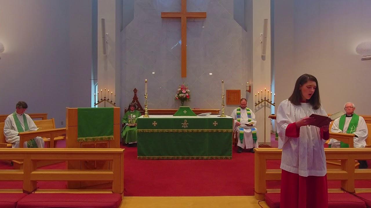 St  Thomas Episcopal - 3 Epiphany B - 1.24.21 Service