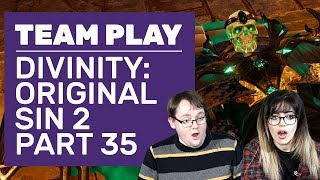 Let's Play Divinity Original Sin 2 | Part 35: Licking The Lich King
