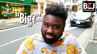 ''Sensei, African Size??'' (Black in Japan) | MFiles