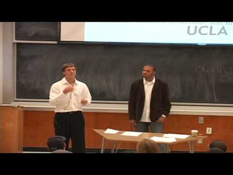 Sustainable Living Program, Environment 185, ESLP, Lecture 2, UCLA