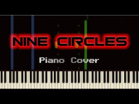 NINE CIRCLES (by NK) — Piano Cover