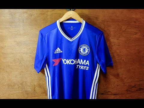 Review: Chelsea 2016/17 Home Jersey