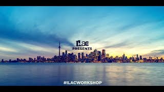 It's the 2018 ILAC Higher Education Workshop in Toronto!