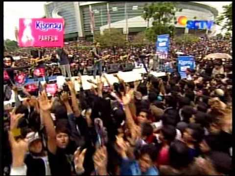 Kerispatih - Demi Cinta di SCTV - HIP HIP HURA  (28 Oct 2008)