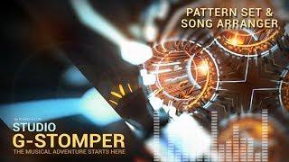 Pattern Set & Song Arranger, G-Stomper Studio 5.7