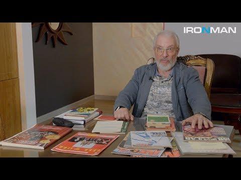 Тет-а-тет с Леонидом Остапенко - 75 лет на службе бодибилдингу