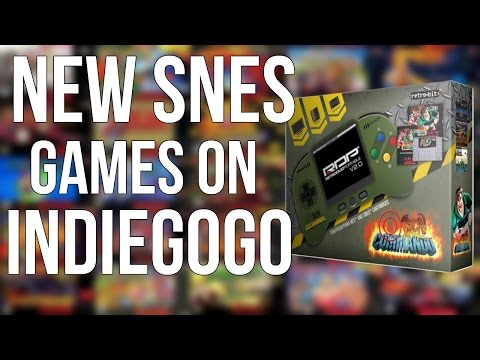 New SNES Games on Indiegogo from Piko Interactive | RGT 85