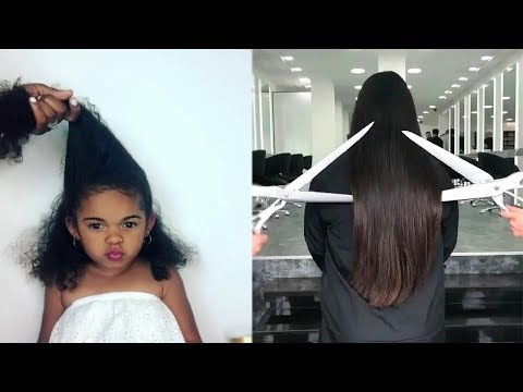 New Viral Hairstyles For Yours Inspiration ❤️ Amazing Hair Transformations 2018